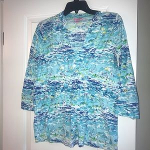 Lilly Pulitzer top small